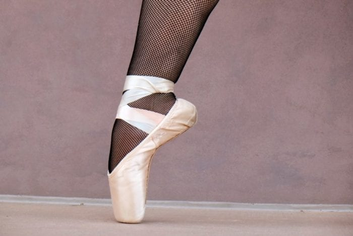 Ballet, Not Just for Rugby Players