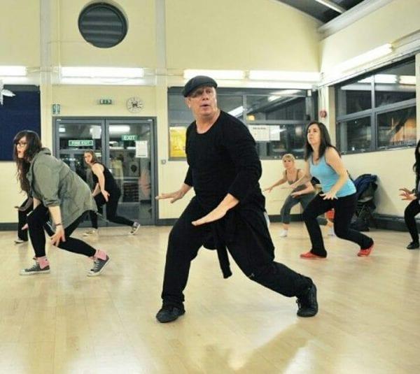 Choreographer Mark Short Discusses New Diva Dance Classes