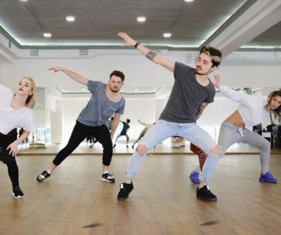 Commercial Dance Beginners