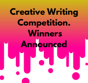 Creative Writing Competition Winners