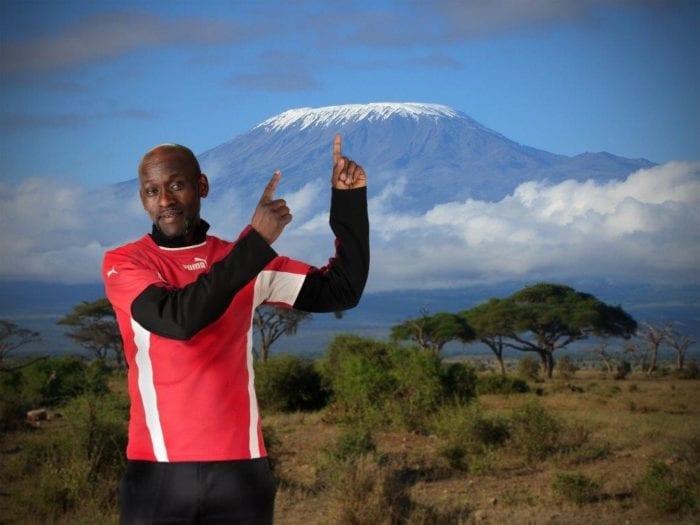 Climb every mountain: Ed climbs Kilimanjaro
