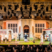 Backstage and Beyond: Monique Foulger, Senior Production Assistant of Investec Opera Holland Park