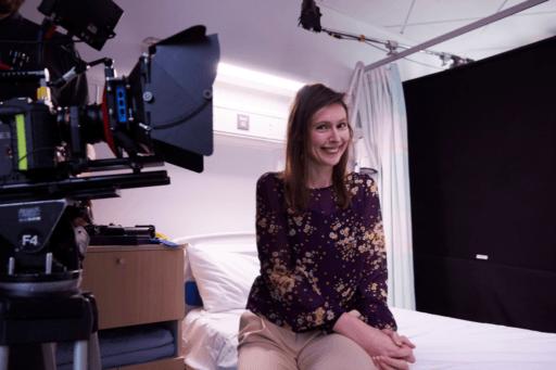 Meet Screen Acting Student: Zoe Cunningham