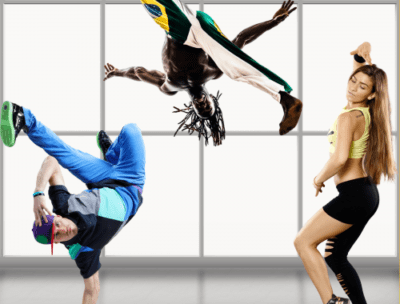 Street Dance with Hip-Hop Grooves Company
