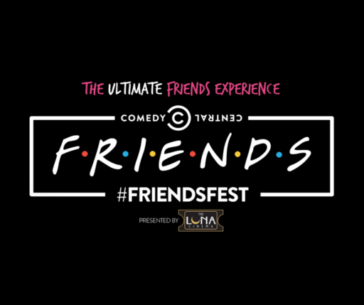 Win a pair of tickets to FriendsFest