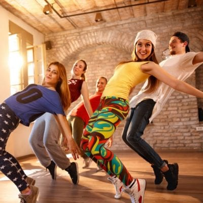 Street Dance with Hip-Hop Grooves Beginners