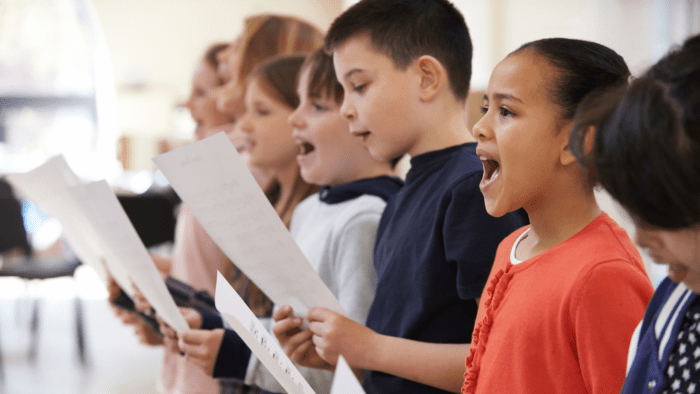 Five Reasons Why Singing Will Make You Smile!