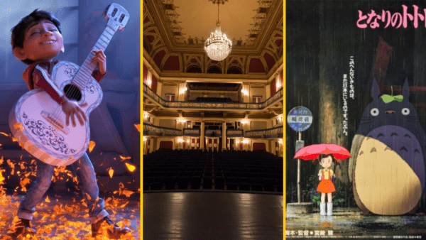 Five Animated Films we'd like to see as a West End Musical!