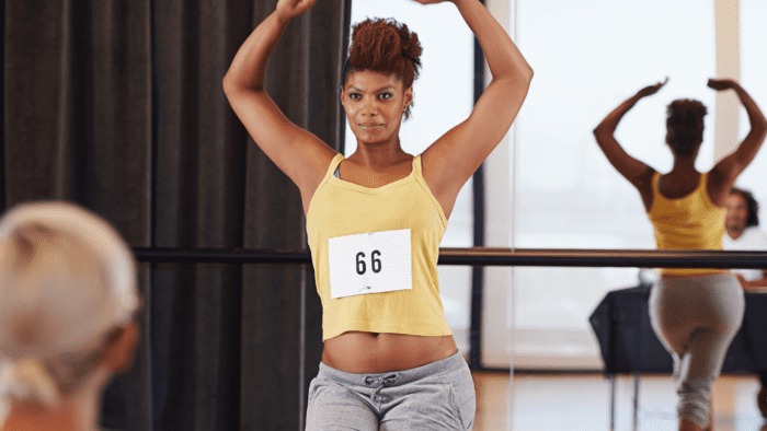 Five Top Tips on How To Prepare for a Dance Audition