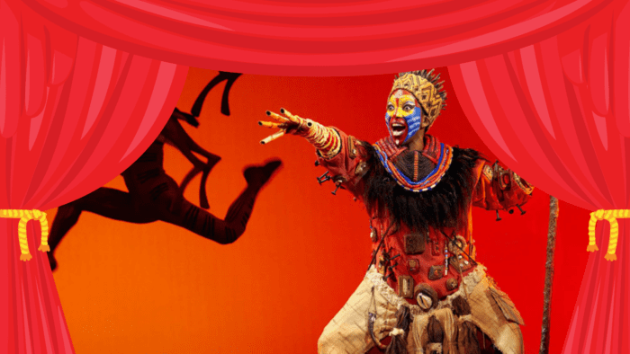 Stagey Selects: The Lion King