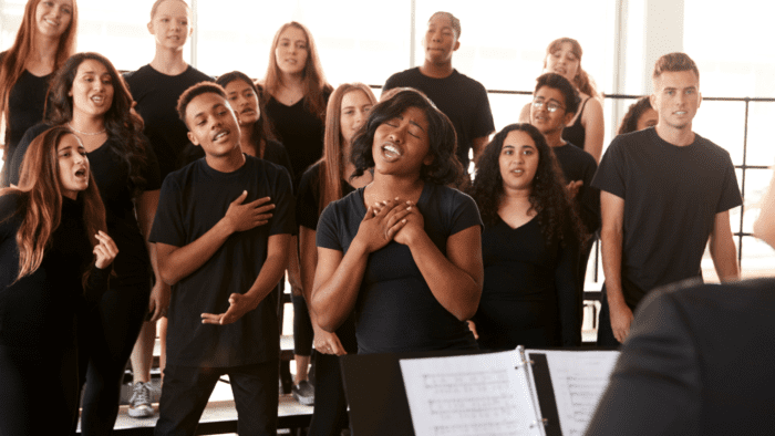 Top Films about Choirs