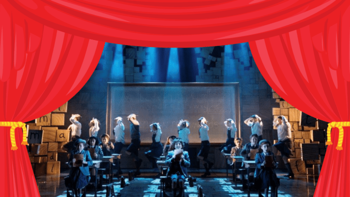 Stagey Selects: Matilda the Musical